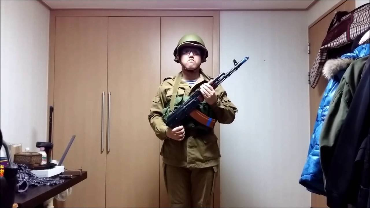 My Airsoft gear : Soviet-Afghan war VDV Impression From movie 9 rota
