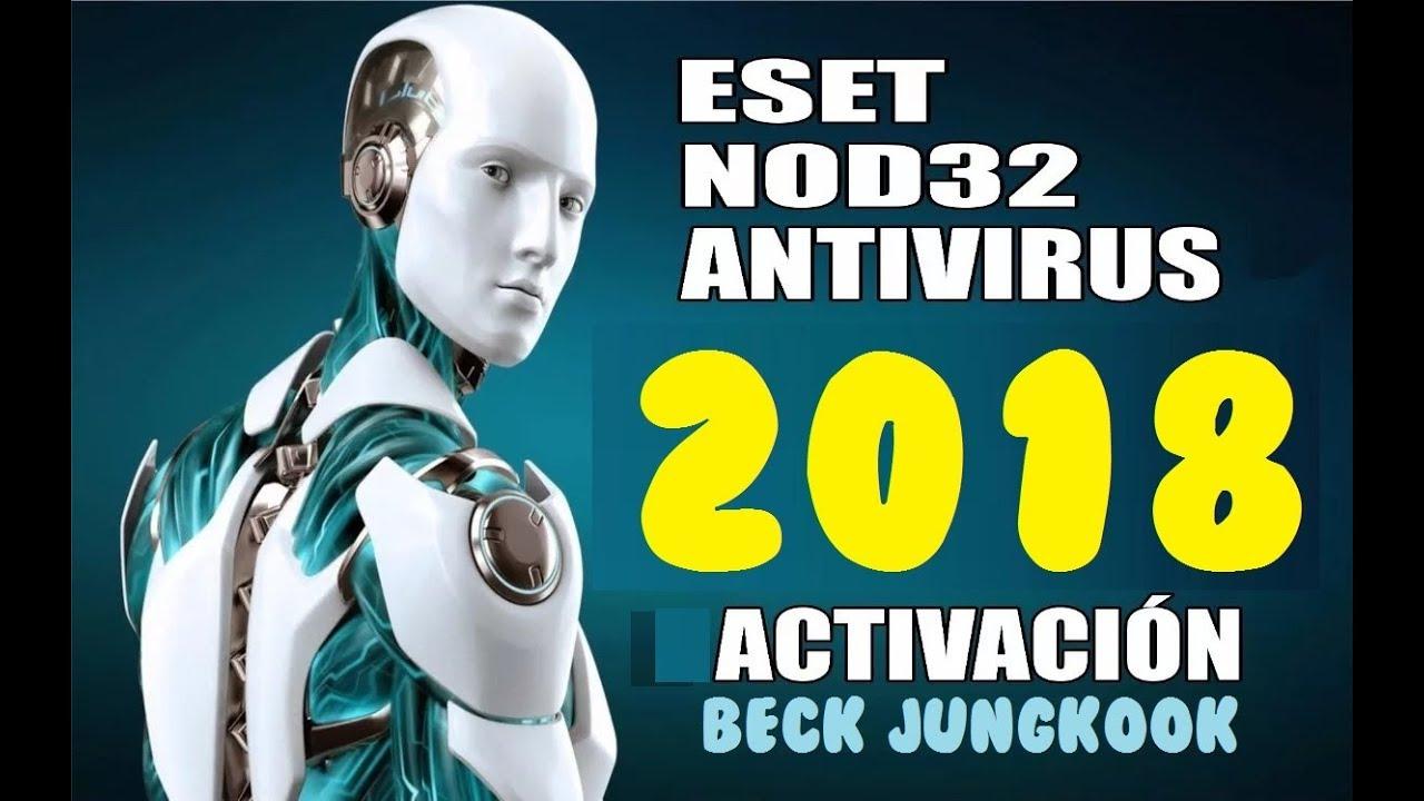 licencia eset nod32 antivirus 9 hasta 2019 gratis