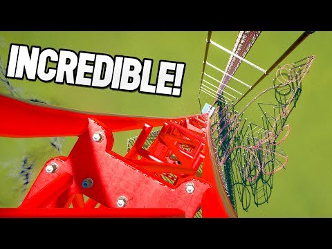 WORLDS SCARIEST COASTER!? (Planet Coaster Gameplay)