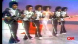 Michael Jackson Larry King reaction 2