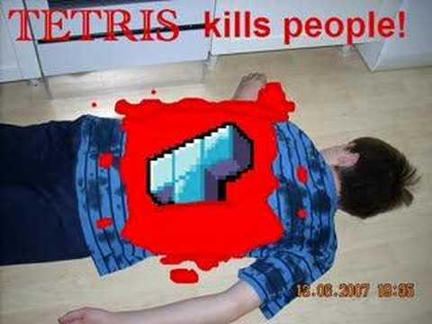 Hardcore Tetris 84