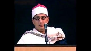 مسابقة أفضل صوت في العالم لتلاوة القرآن الكريم في إيران والتي كانت من نصيب مصر و الشيخ محمود الشحات