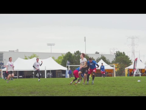 2018 D-III College Championships Men's Semifinal: Air Force vs Middlebury