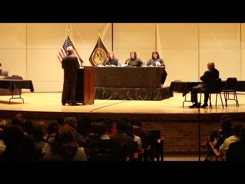 Nebraska Court of Appeals holds session at UNK