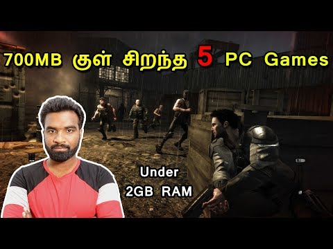 Goverment Laptop ல் விளையாட 5 சிறந்த Games   Top 5 Best Pc Games Under 700MB With Download Links