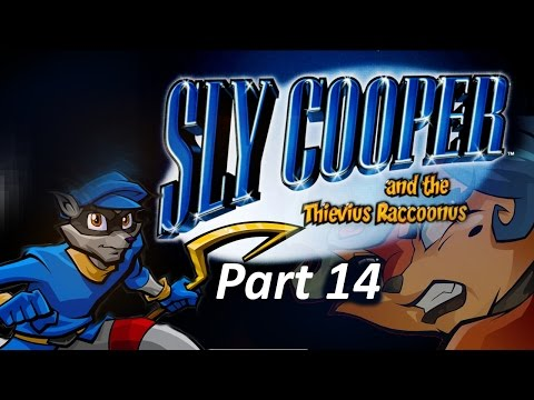 Almost There | Sly Cooper and the Thievius Raccoonus Part 14