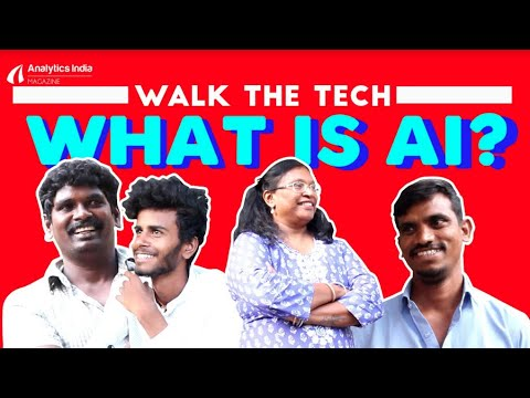 Walk The Tech: What Does Bengaluru Know About AI?