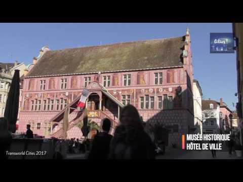 Mulhouse Ville City Tour in Alsace France