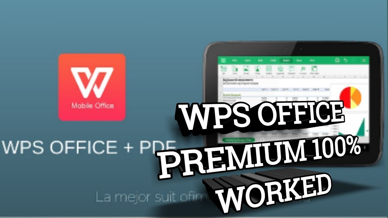 [MOD] WPS office premium apk !!! 2018 latest app !! WPS office mod download!!! 100% working app  #Smartphone #Android