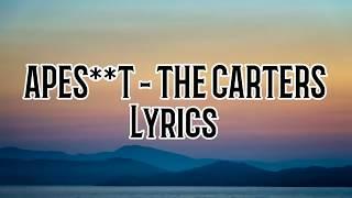 APEST THE CARTERS Beyoncé Jay Z Lyrics
