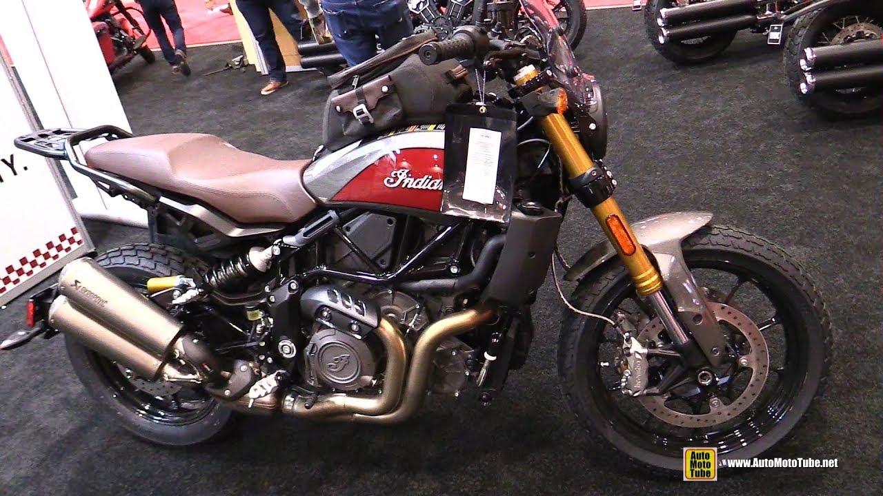 2020 Indian FTR 1200 S Accessorized - Walkaround - 2020 Toronto Motorcycle Show