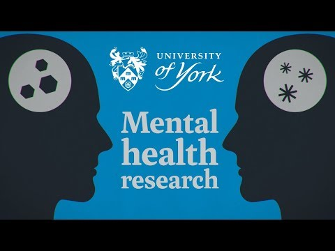 Mental health research at the University of York