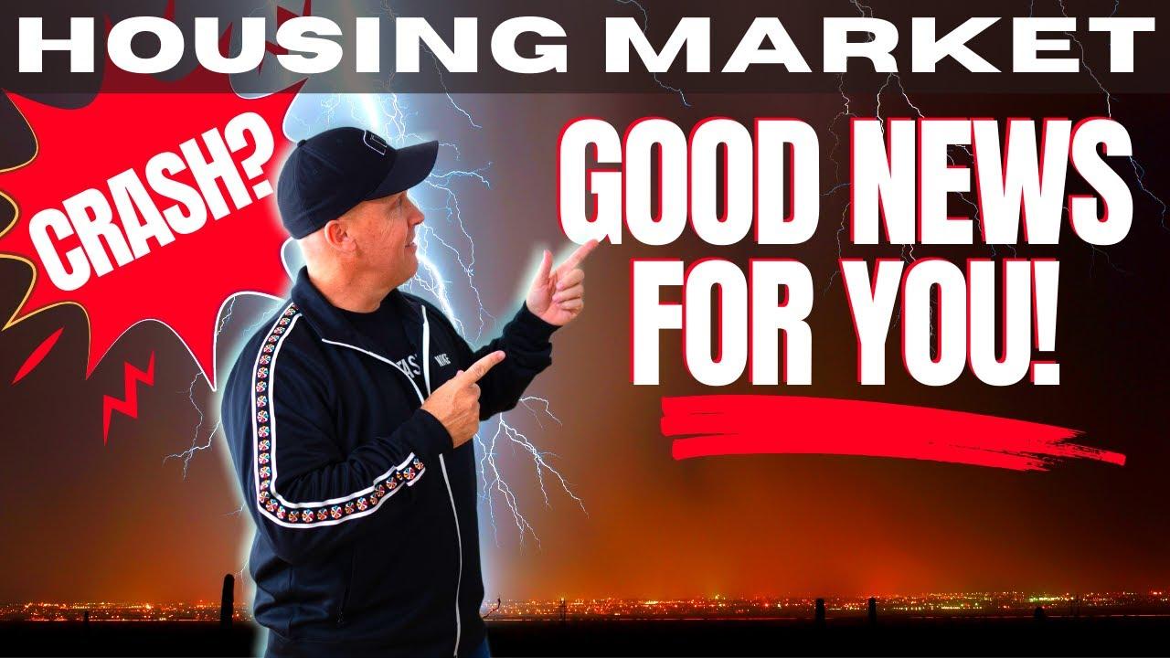Housing Market Crash 2021: Why It Doesn't Matter (good news!)