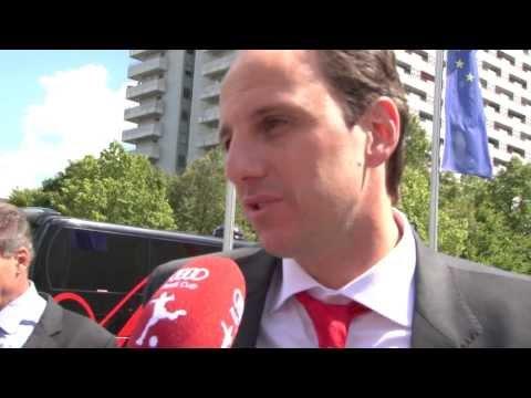 Torwart-Legende Rogerio Ceni im Interview | FC São Paulo beim Audi Cup