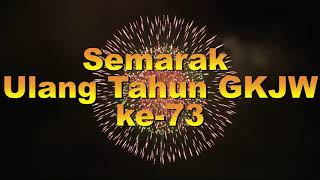 Ibadah Ulang Tahun ke-73 I Trailer I GKJW Jemaat Banyuwangi I Live Sreaming