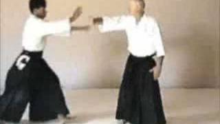 Frank Doran Shihan - Aikido clips