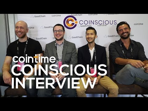 Building your crypto portfolio with AI & machine learning - Meet the Coinscious Team
