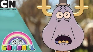 The Amazing World of Gumball | Creating a New Life | Cartoon Network