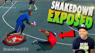 Video SHAKEDOWN Trash Talks Then Gets EXPOSED! - NBA 2K17 MyPark download MP3, 3GP, MP4, WEBM, AVI, FLV September 2017
