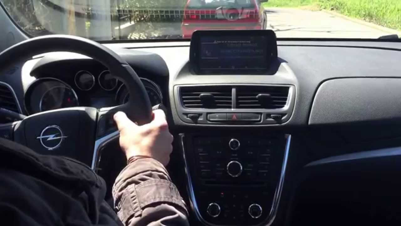 Opel mokka C235 kotix skin CarPlay - RoadNav com