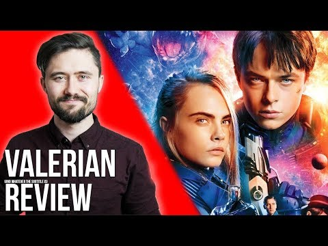 Valerian and the City of a Thousand Planets review: Gorgeous Sci-Fi