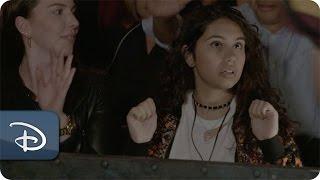 Alessia Cara Takes on the Tower of Terror | Walt Disney World