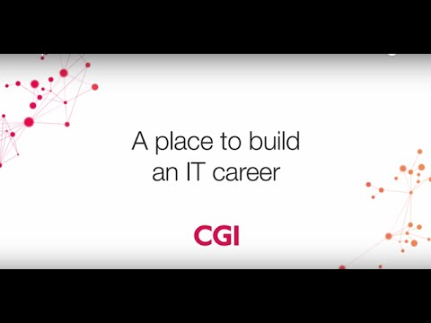 CGI: A place to build an IT career