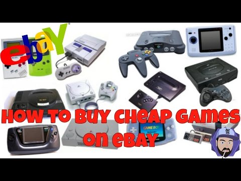 How To Buy Cheap Games on eBay (2016) | RGT 85