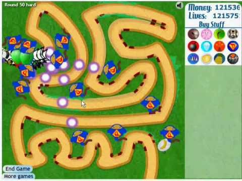 Hack On Bloons Tower Defense 3 No Cheat Engine Youtube