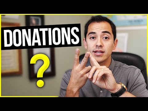 How To Get Donations On YouTube
