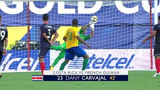 Top 10 Saves of the #GoldCup2017 Group Phase