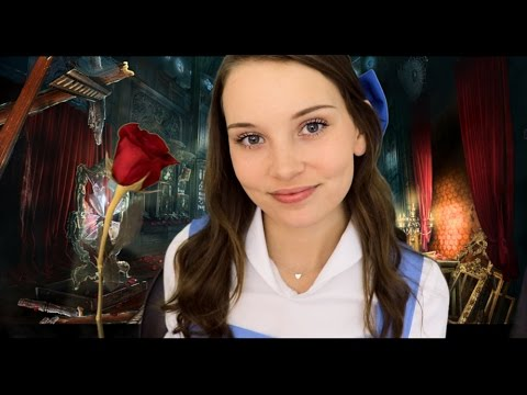 ASMR Beauty and the Beast BELLE Roleplay