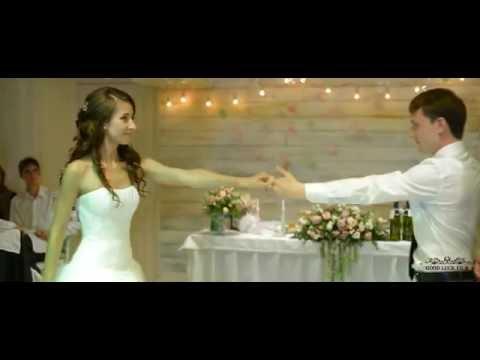 Классический традиционный свадебный танец / Владимир и Настя / David Bisbal - Cuidar Nuestro Amor