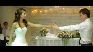 Классический традиционный свадебный танец Владимир и Настя David Bisbal Cuidar Nuestro Amor