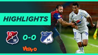 Medellín vs. Millonarios (Goles y highlights) | Liga BetPlay Dimayor 2021 - Fecha 4