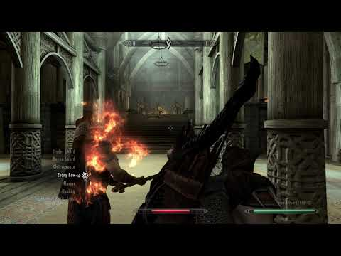 The Elder Scrolls V Skyrim Special Edition: Battle For Whiterun  