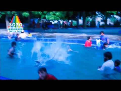 Sozo Water Park Lahore Overview