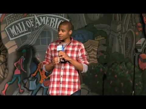 White Talking Black People (Jay Walker 2011 Standup)