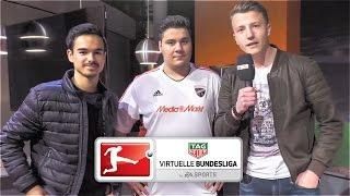 FIFA 16 : DEUTSCHER MEISTER DANIEL BUTENKO VS FEELFIFA!