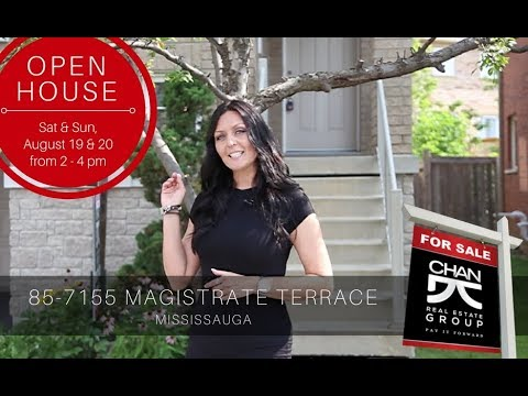 7155 magistrate terrace unit 85 youtube for 7155 magistrate terrace mississauga on