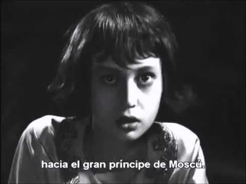 Iván, el Terrible - Parte 2 - La Conjura de los Boyardos (S.  Eisenstein)