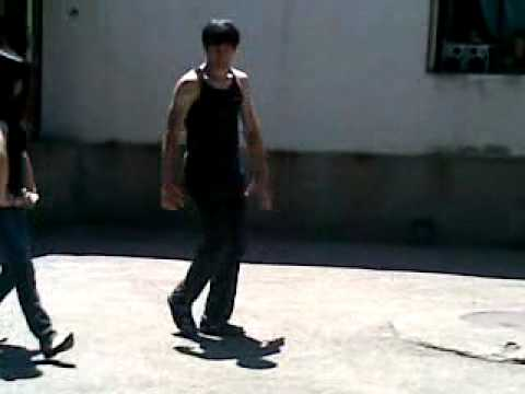 uzbek nice song with caucas dance