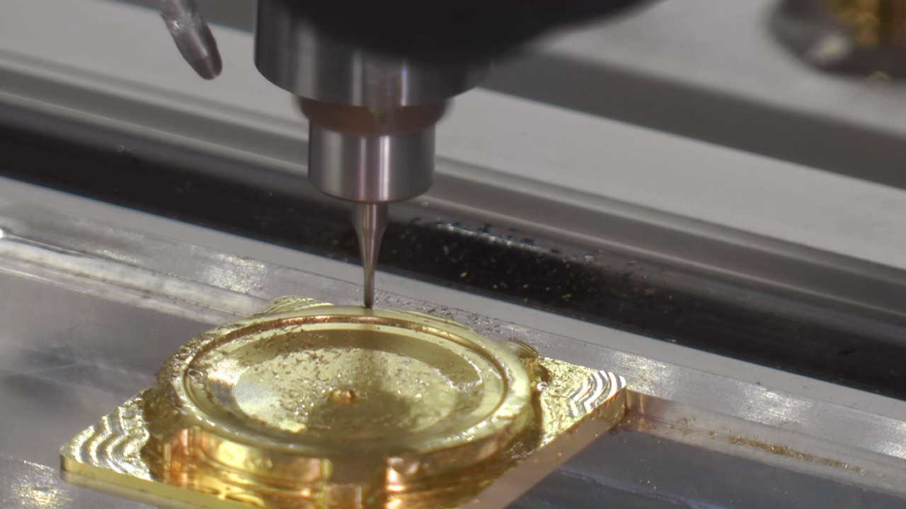 DATRON neo Setting Up Vacuum Chuck - Instructional Tutorial by DatronCNC
