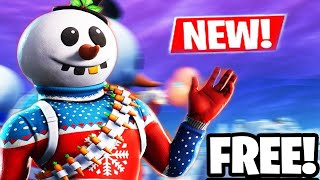 How I Earned The Slushy Soldier Skin For Free In Fortnite Battle Royale- 100% WORKING