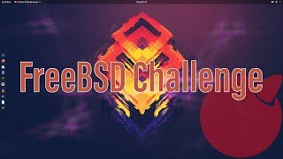 FreeBSD 7 Day Challenge | #1 Moving In