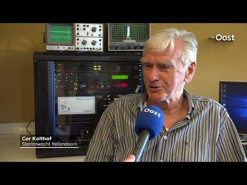 Sterrenwacht Hellendoorn viert eerste lustrum met aanschaf van enorme radiotelescoop