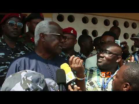 President Koroma Reflects on Election Day in Sierra Leone