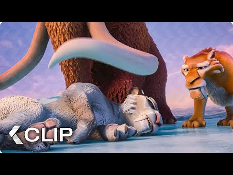 Pirate Ship Escape Movie Clip - Ice Age 4 (2012)