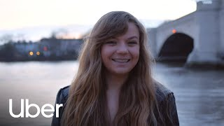 Meet Sarah: Londoner, world traveller and Uber partner-driver