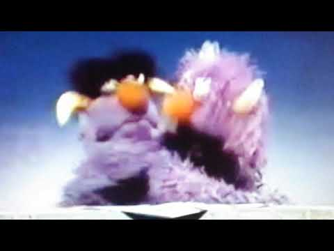 Classic Sesame Street: Two Headed Monster - Newspaper